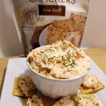 Include Crunchmaster Crackers in your Big Game Day Celebrations #CrunchTimeRecipe