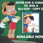 Disney's Pinocchio is comes to Blu-ray and Digital HD Giveaway