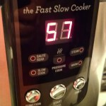 The Fast Slow Cooker from Breville