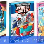 My Little Pony, Littlest Pet Shop and Transformers DVDs (Giveaway)