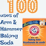 Arm & Hammer Baking Soda is Celebrating Canada's 150th Birthday! Giveaway #ChurchandDwight