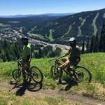 Mountain Biking at Sun Peaks Resort #SunPeaks360