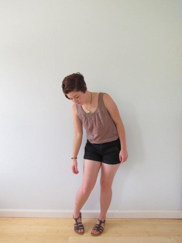 brand new shorts 7