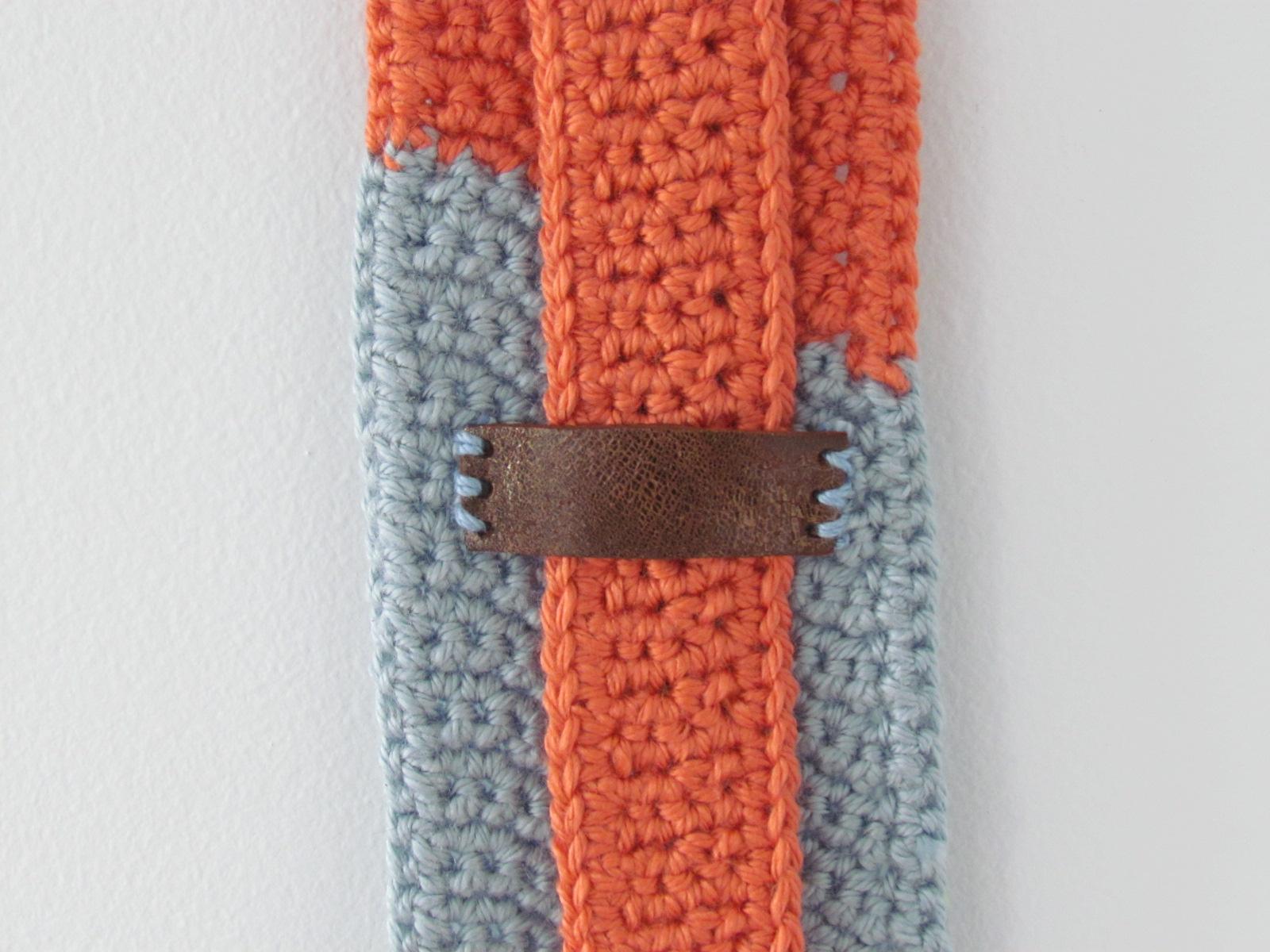 crochet necktie Archives - Tales of Butterflies