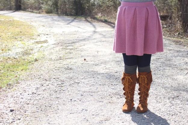 crochetpleatedskirt5