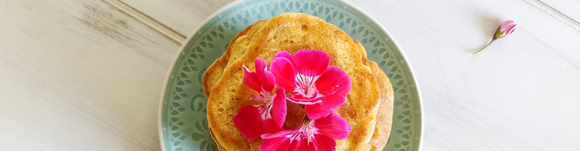 The most Fluffy Spelt Pancakes Recipe