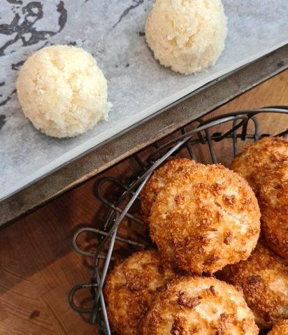 Recipe Coconut Macaroons kokosmakronen