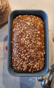 Tender seeded sandwich bread recipe