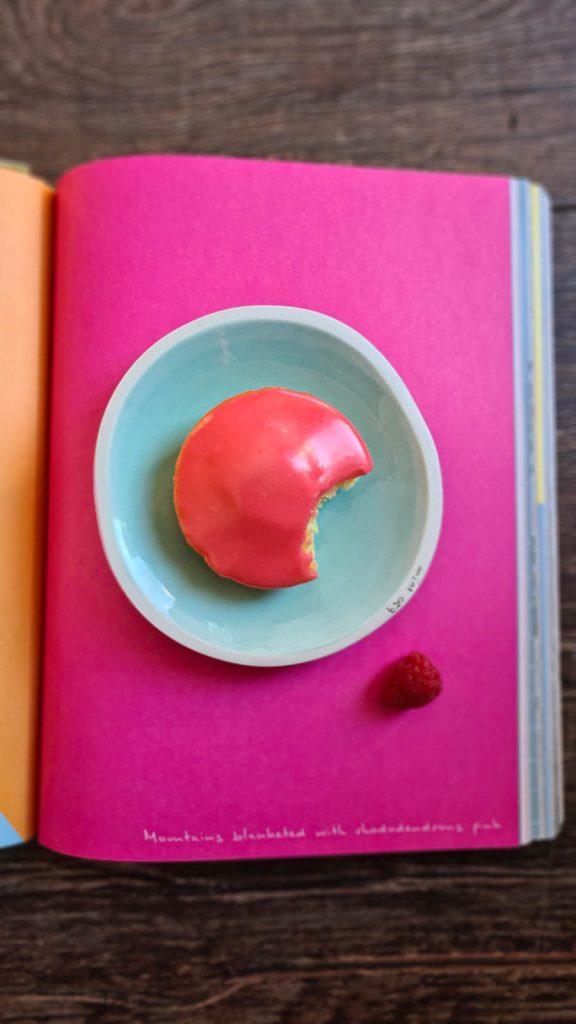 Roze koeken - Dutch Pink Cakes recipe
