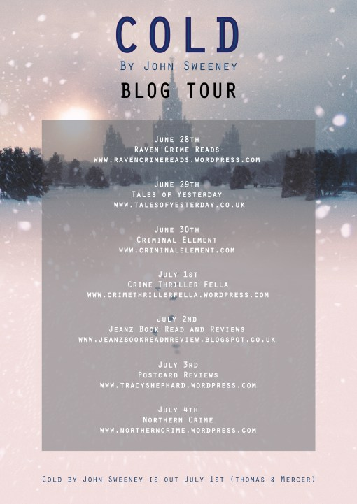 cold blog tour banner