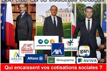 Les Lobbies dissimulés derrière les caisses de la Sécurité Sociale