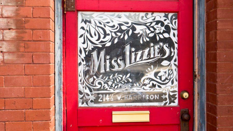 Miss Lizzie's in Downtown Guthrie - photo by Dennis Spielman