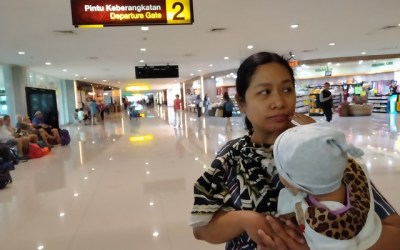 Flying AirAsia with a baby. Something you should know