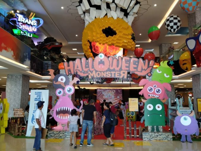Baby friendly Trans Studio Mall