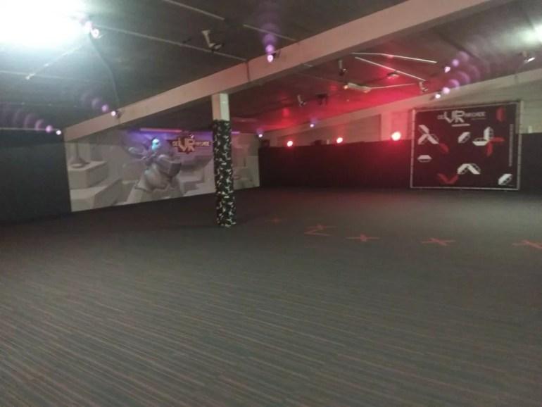 VR Arcade Amsterdam  200m2m
