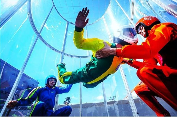 Tips for beginners Skydiving