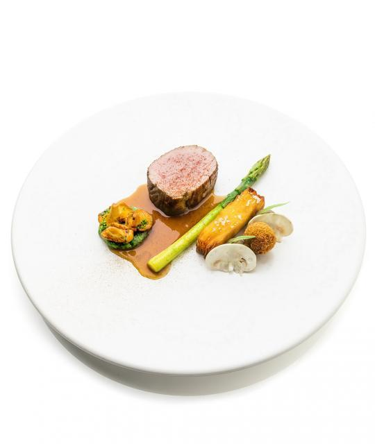 Vrienden van Jacob Duck worth a michelin star