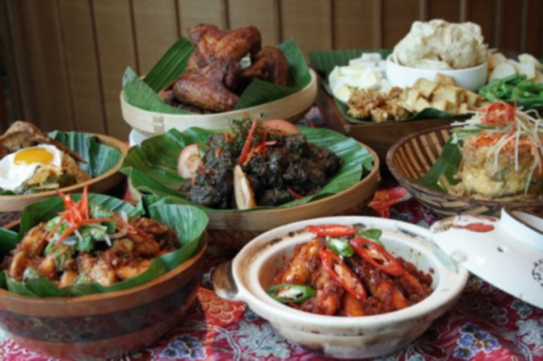 Indonesian food by Kemang in amsterdam