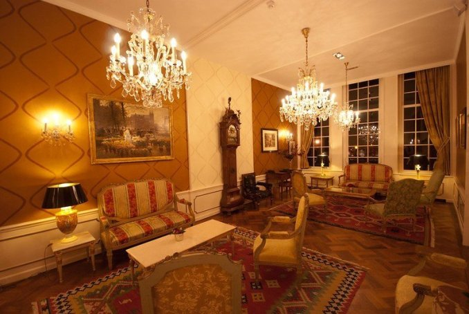 Ambassade Hotel in Amsterdam. One of the best hotels in Amsterdam