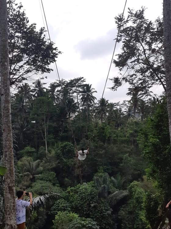 Bali Swing at Uma Pakel