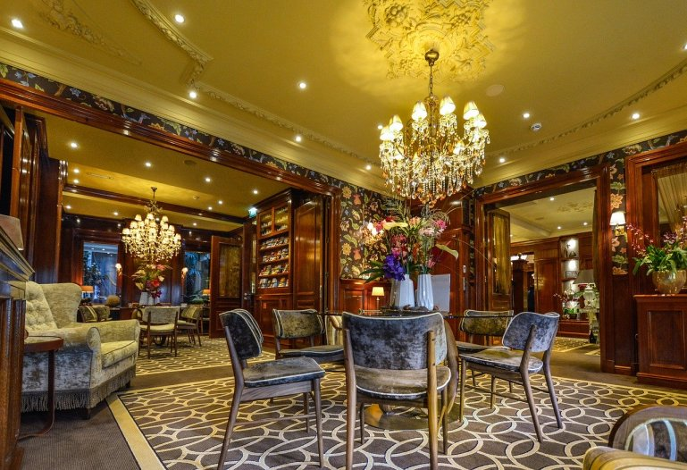 Hotel Estherea one of the best hotels in Amsterdam