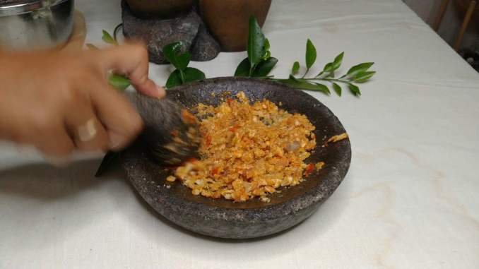 sambal goreng tempeh