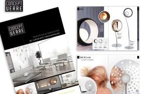 Concept verre plaquette commerciale paris Talidad Agence de Communication Paris et Nice