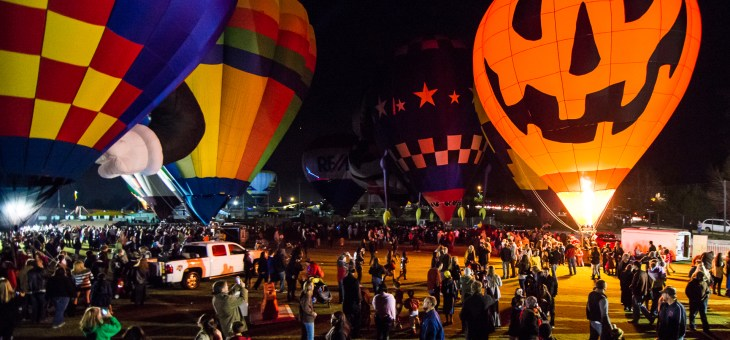 Picture Recap: Owl-O-Ween Hot Air Balloon Festival, October 26