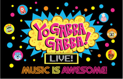 Event Preview: Yo Gabba Gabba! LIVE! @ The Fox Theatre 12/3/14