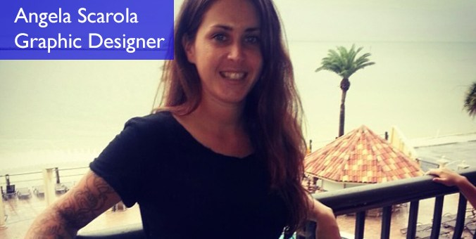 TA Behind The Scenes: Meet Angela Scarola, Graphics Wizard