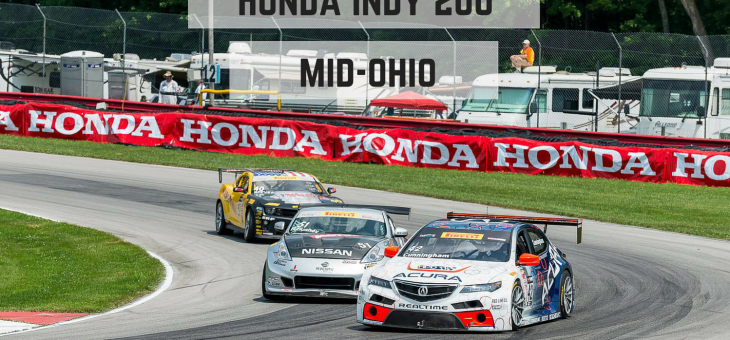 Event Preview: The Honda Indy 200 @ Mid-Ohio 7/31-8/2