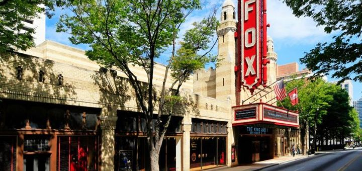 Client Corner: The Fox Theatre Releases Economic Impact Numbers