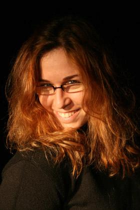 Portrait of Taliya Finkel
