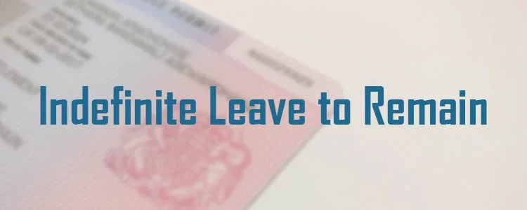 What is the process for applying for Indefinite Leave to Remain in the UK?