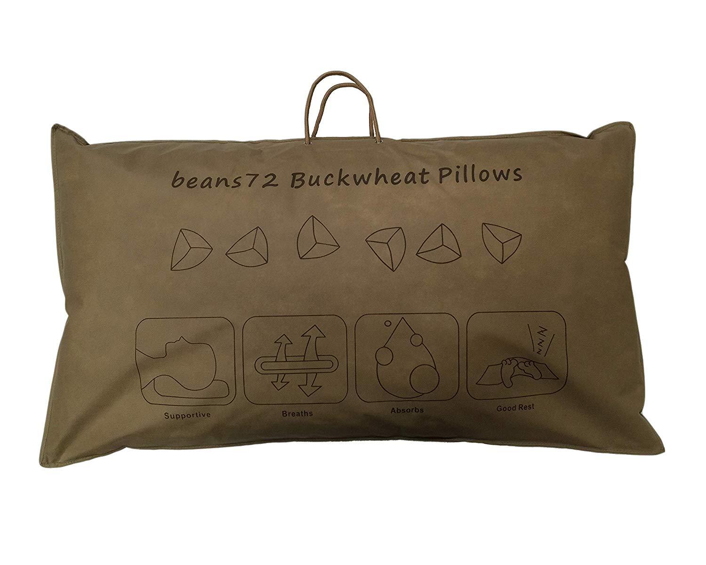 6 best buckwheat pillows reviewed in