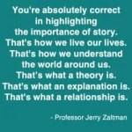 stories jerry zaltman