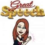 Great Speech Andrea Wojnicki
