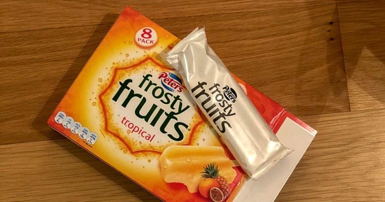 Frosty Fruits!