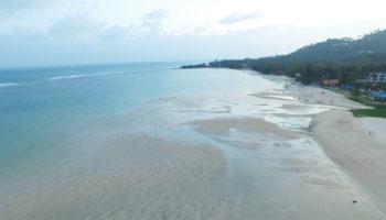 Lamai Beach auf Koh Samui 6