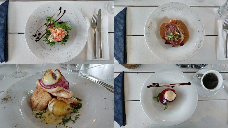 Restaurant Vaakku Varissaari Kotka Finnland 2