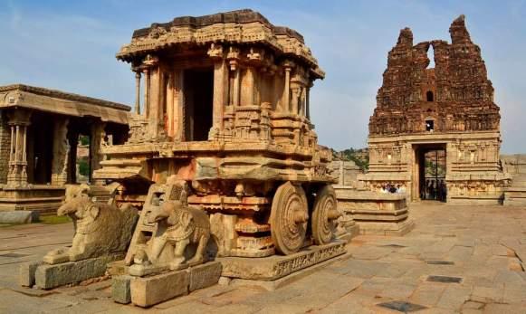 vittala temple in Hampi