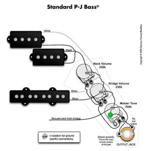 What Gives?!! PJ wiring issues | TalkBass