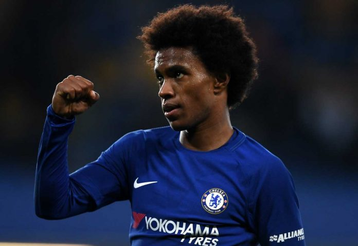 Willian to Manchester United: Star to leave Chelsea if ...