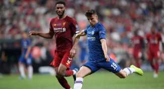 MASON MOUNT PROVIDES A DIVERSE THREAT TO FRANK LAMPARD'S EMERGING SYSTEMS