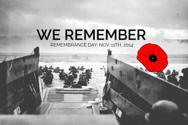 Remembrance Day: Why We Remember