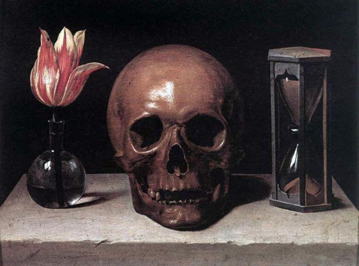 Philippe_de_Champaigne_Still-Life_with_a_Skull