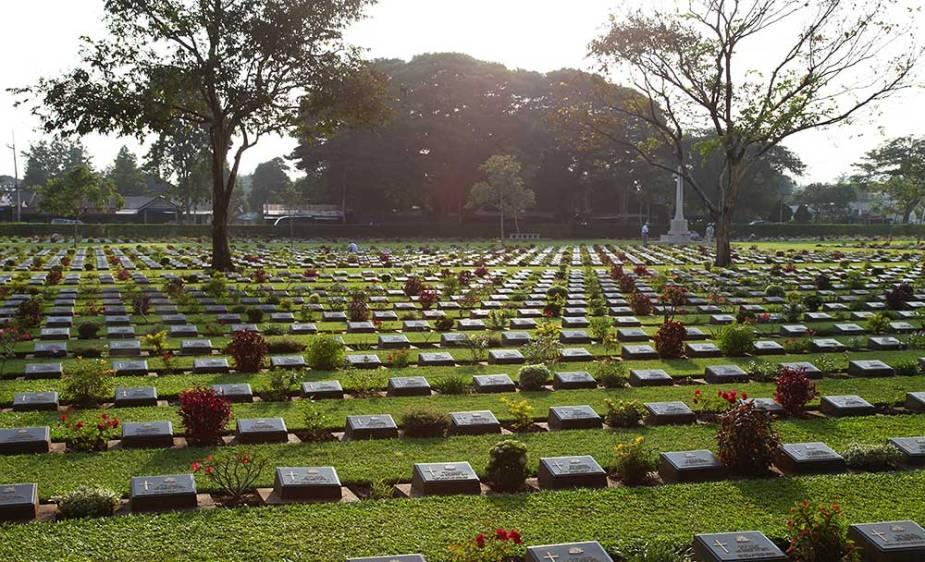 6 Amazing Unknown Cemeteries