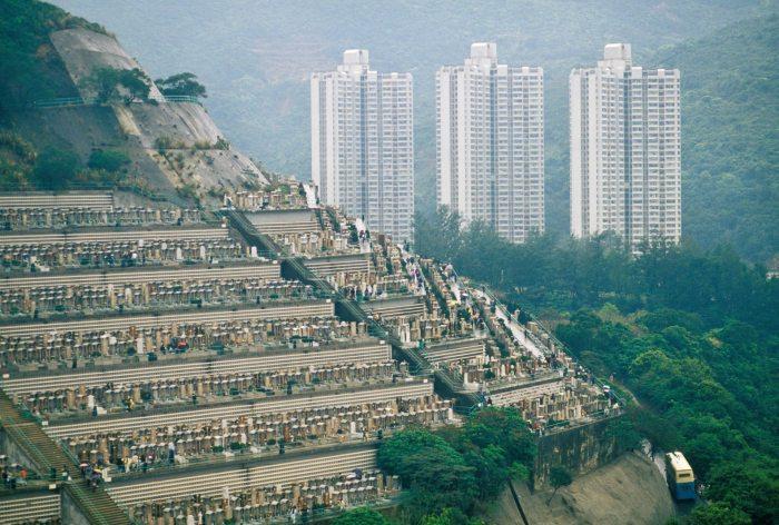 Hillside Cemetery Hong Kong