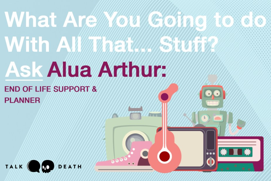 alua arthur end of life support