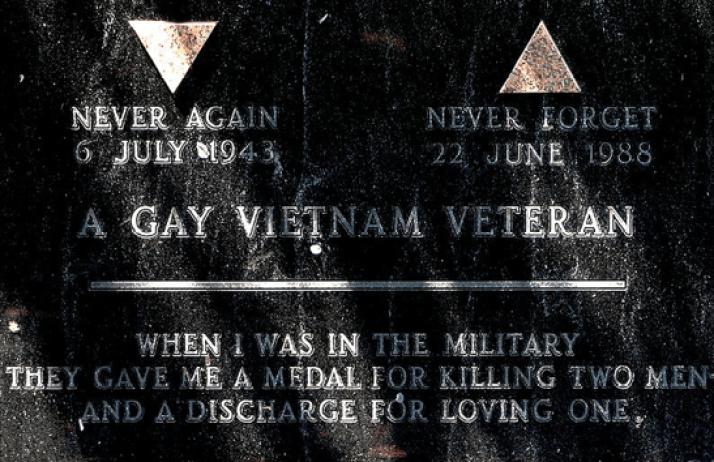 Rainbows in the Cemetery: LGBTQ+ Representation on Gravestones